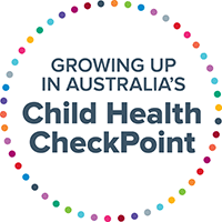 Growing up in Australia's Child Health CheckPoint.